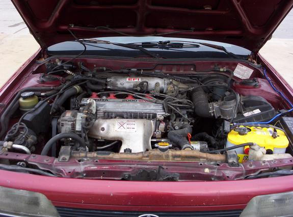 Nine0dx 1990 Toyota Camry Specs  Photos  Modification Info