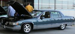 ssstealths 1994 Cadillac Fleetwood