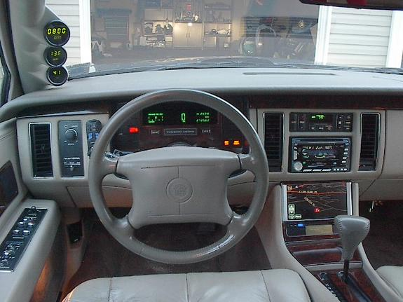 Cadillac Interior In Caprice Possible Or Not Chevy