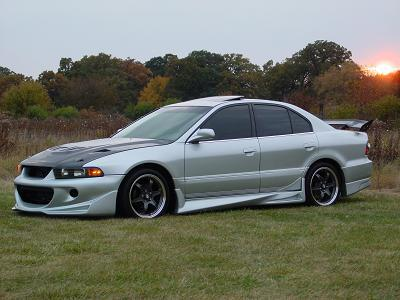 Twisted G 2001 Mitsubishi Galant Specs Photos