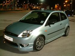 CL4IRE 2003 Ford Fiesta