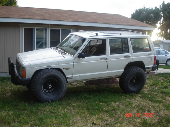 Another Arch_Enemy 1987 Jeep Cherokee post... - 3066652