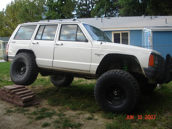 Another Arch_Enemy 1987 Jeep Cherokee post... - 3066653