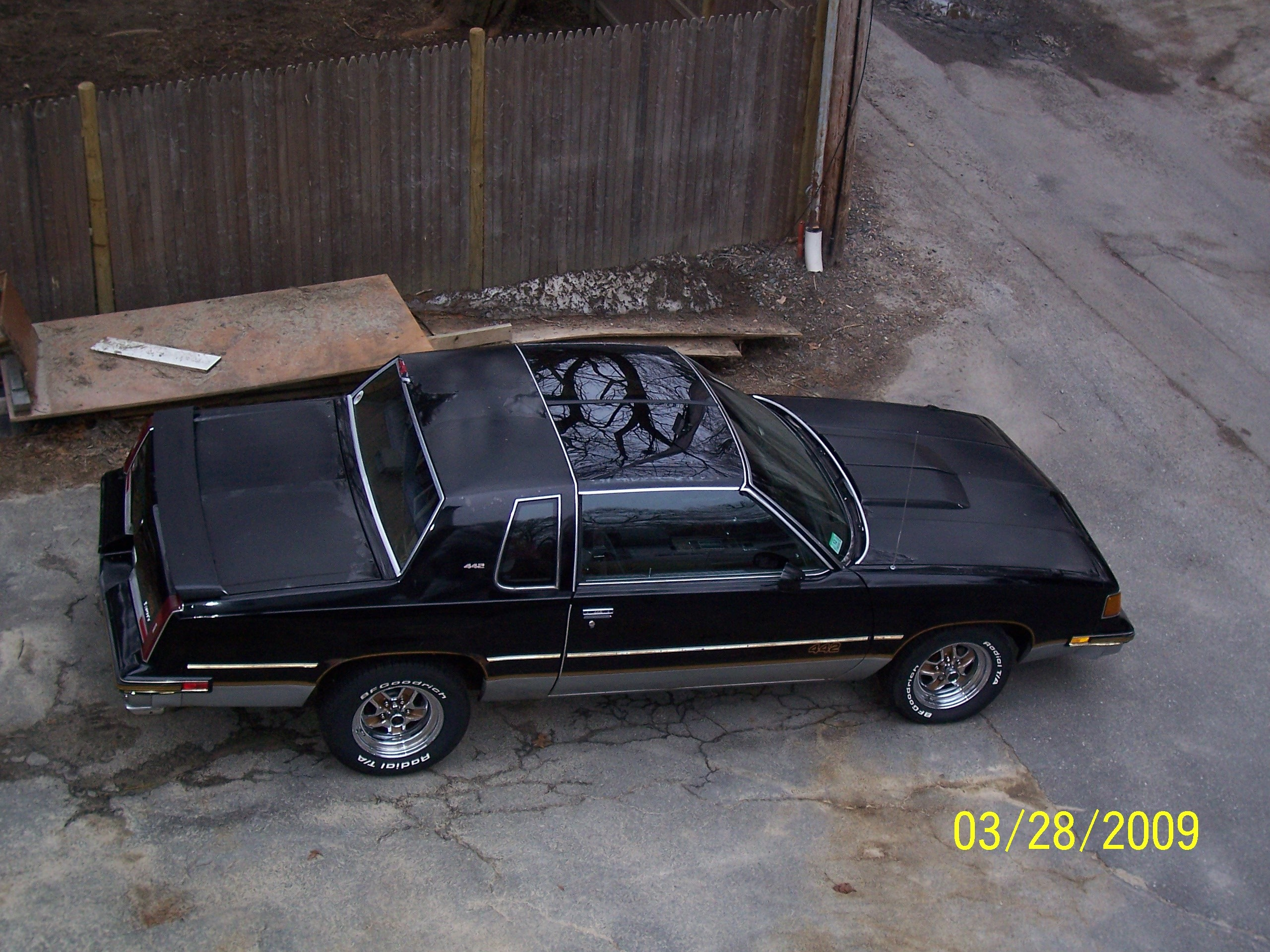 Another 1987HurstOlds442 1987 Oldsmobile 442 post... - 18465762