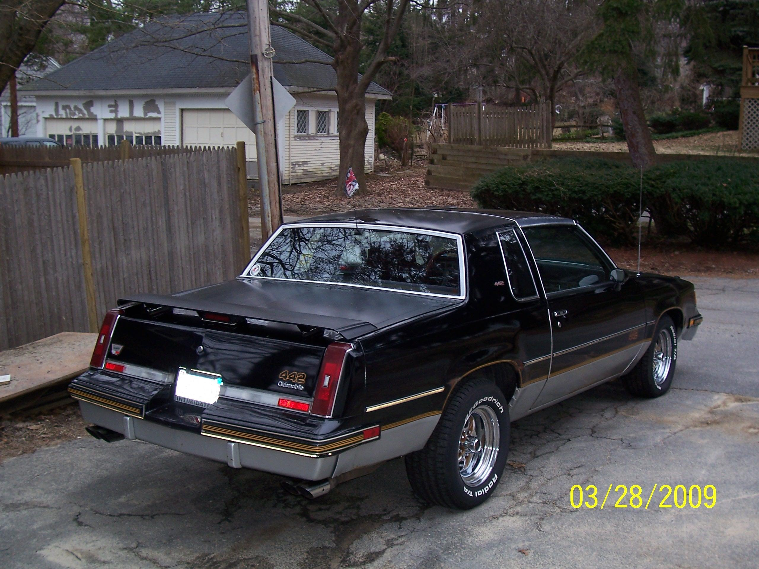 Another 1987HurstOlds442 1987 Oldsmobile 442 post... - 18466105