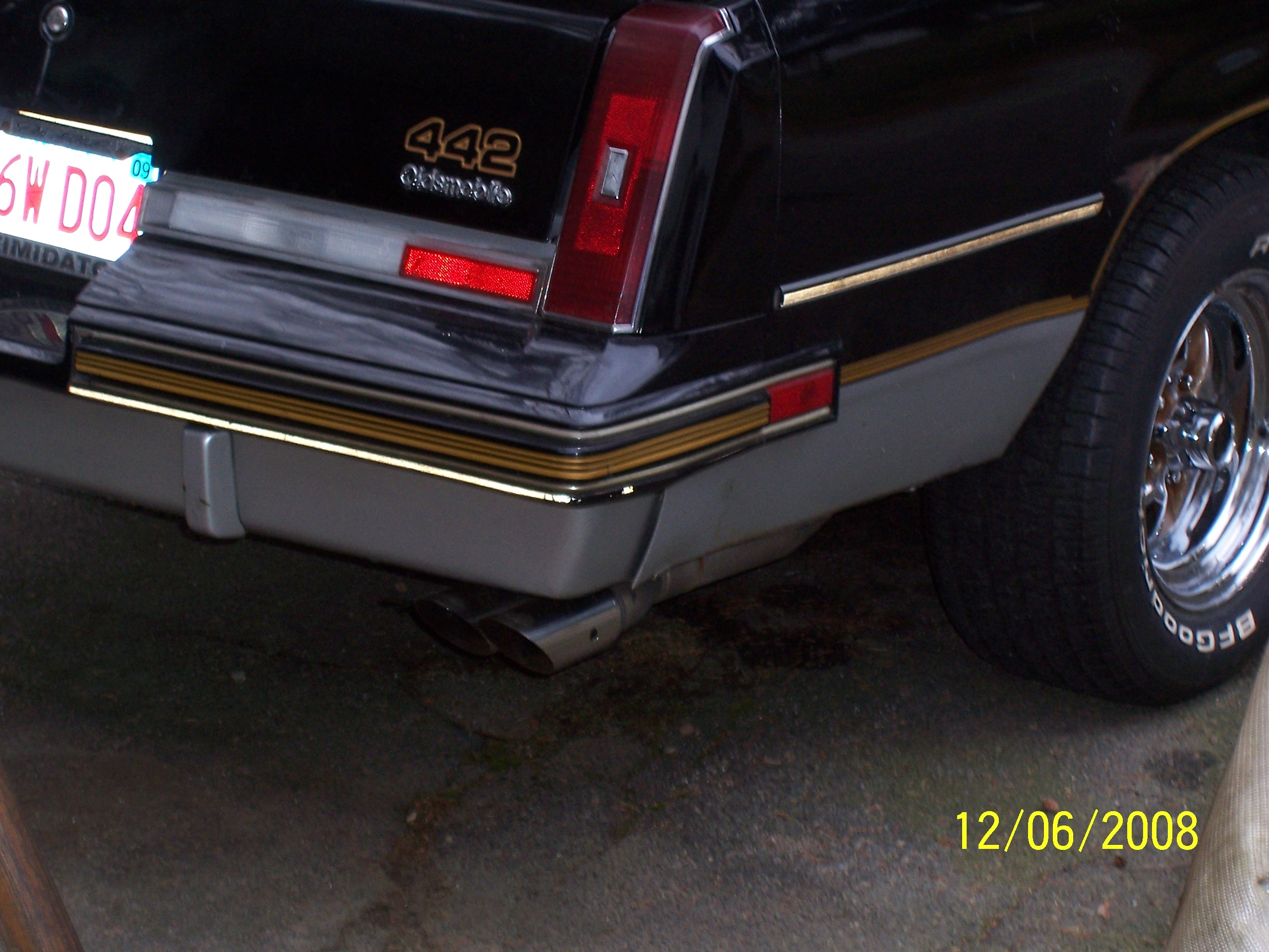 Another 1987HurstOlds442 1987 Oldsmobile 442 post... - 18466130