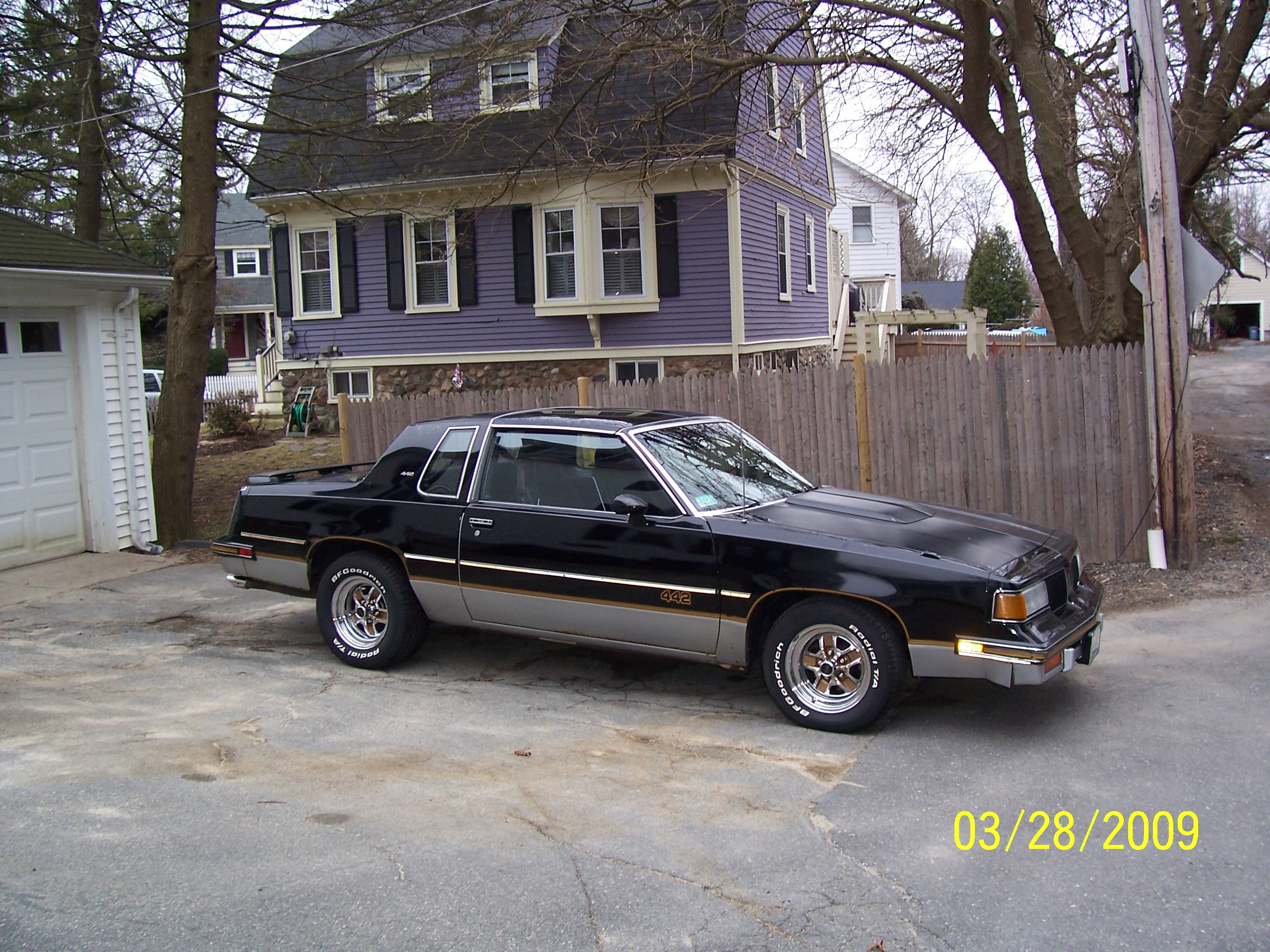 Another 1987HurstOlds442 1987 Oldsmobile 442 post... - 18466152