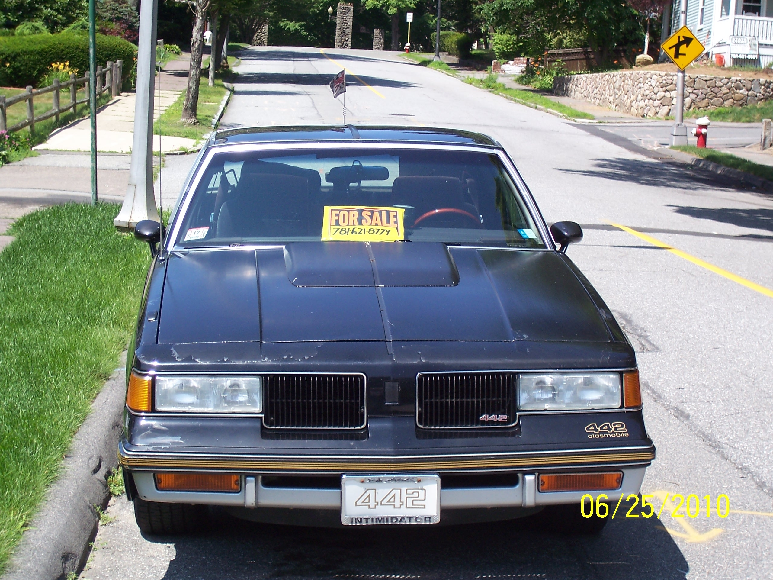 Another 1987HurstOlds442 1987 Oldsmobile 442 post... - 18465394