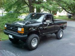HORangers 1991 Ford Ranger Regular Cab