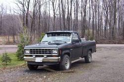 smokeybearfan 1986 Ford Ranger Regular Cab