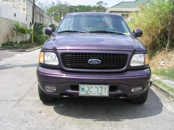 jayson_pana99 1999 Ford Expedition