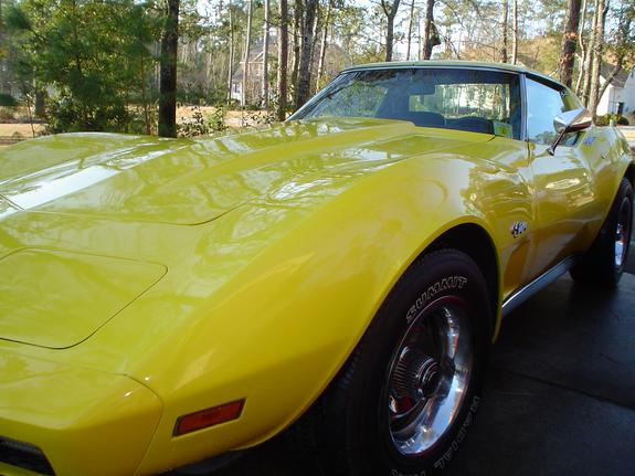 1owner76 1976 Chevrolet Corvette