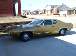 partyhardee 1972 Plymouth Satellite