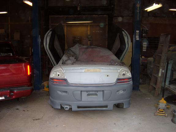 Another stratusRTobsessn 2002 Dodge Stratus post... - 3087891