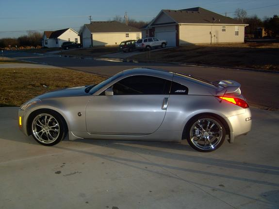 gregpowell 2003 Nissan 350Z Specs Photos Modification Info at