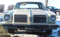 74ol3504bbls 1974 Oldsmobile Omega