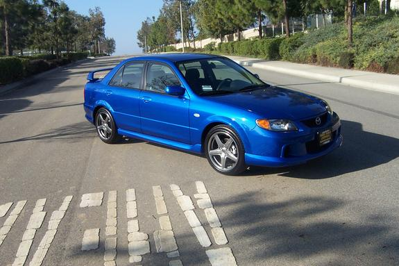 2004 Mazda Protege related infomation,specifications - WeiLi ...