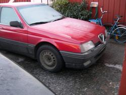darkinsider 1989 Alfa Romeo 164