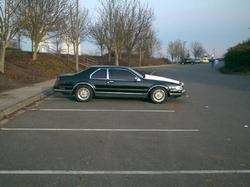 kylels 1990 Lincoln Mark VII
