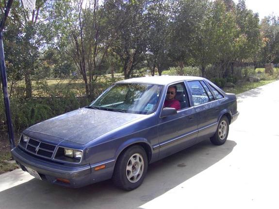 dness's 1987 Dodge Lancer