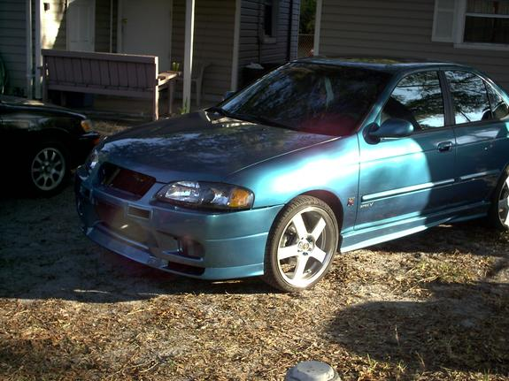 Another serspec5 2003 Nissan Sentra post... - 3108069