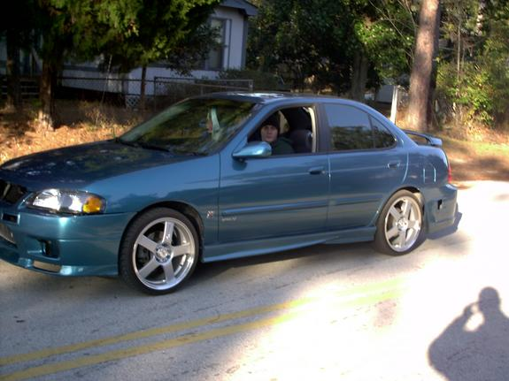 Another serspec5 2003 Nissan Sentra post... - 3108071