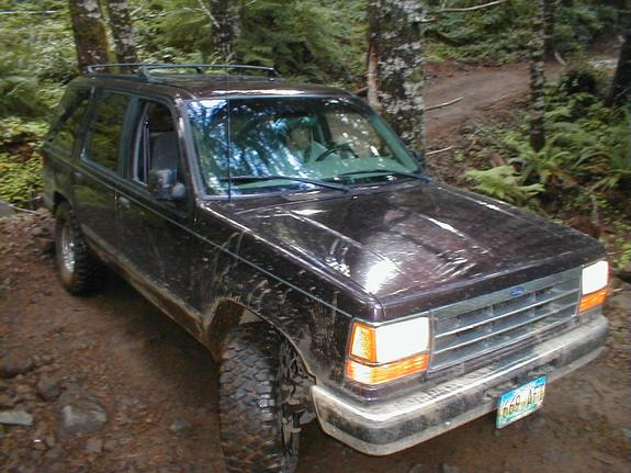 Another conseannery 1994 Ford Explorer post... - 3110667