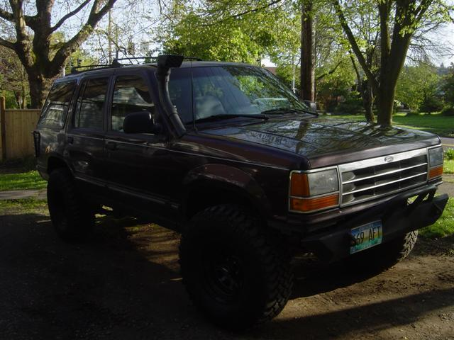 Another conseannery 1994 Ford Explorer post... - 3110687