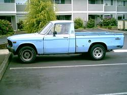 whitedakota 1977 Chevrolet LUV Pick-Up
