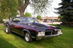 70350olds 1970 Oldsmobile Cutlass Supreme