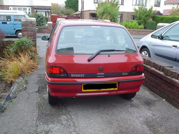 Another clio798 1994 Renault Clio post    Photo 3126663