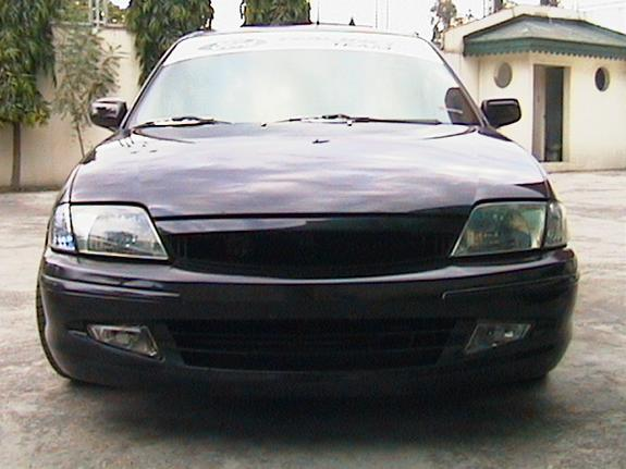 sportronic 2000 Ford Laser