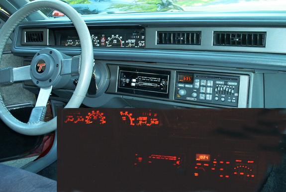 Large on 1985 Buick Lesabre Green