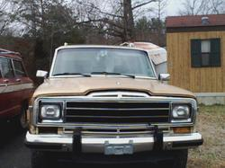 datsmyjeep 1987 Jeep Grand Wagoneer