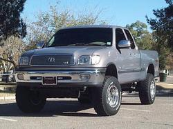 ThunderGryTundras 2000 Toyota Tundra Access Cab