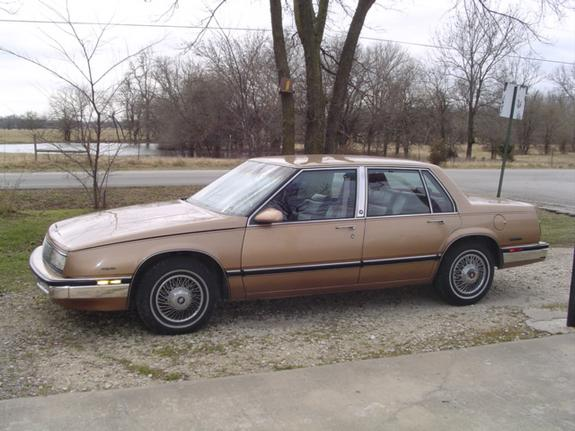 Large on 1989 Buick Lesabre Interior