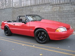 1992verts 1992 Ford Mustang