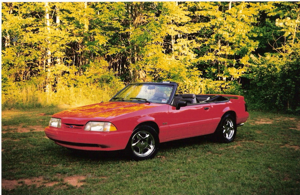 1992vert 1992 Ford Mustang Specs, Photos, Modification ...