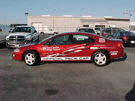 Pacecared 2001 Dodge Intrepid Specs Photos Modification