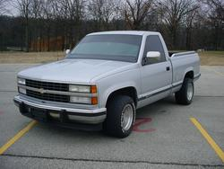 507428 1990 Chevrolet Silverado 1500 Regular Cab