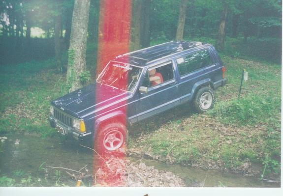 Another moose34 1990 Jeep Cherokee post... - 3138182