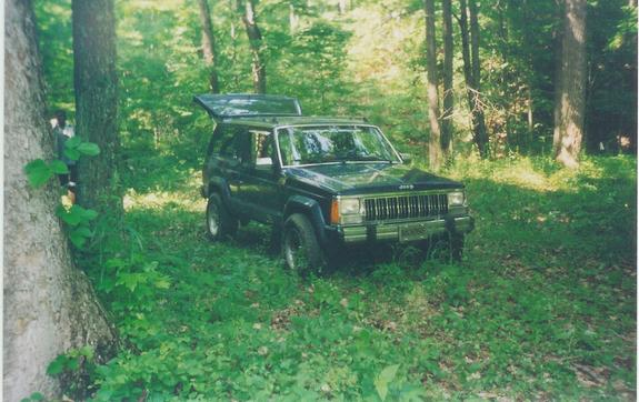 Another moose34 1990 Jeep Cherokee post... - 3138184