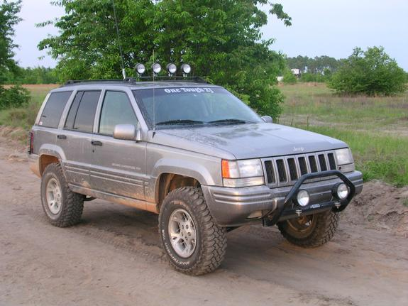 zjmike 1997 jeep grand cherokee specs photos modification info at. Black Bedroom Furniture Sets. Home Design Ideas