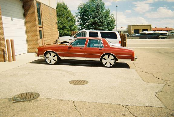Another 10akey 1988 Chevrolet Caprice post... - 3142110