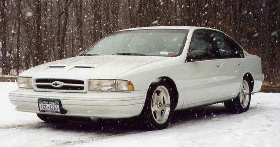 skillzman1 1995 chevrolet caprice specs photos modification info at cardomain cardomain