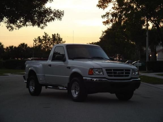 lurchjr 2002 Ford Ranger Regular Cab