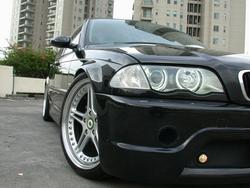 K1ngR1chards 2001 BMW 3 Series
