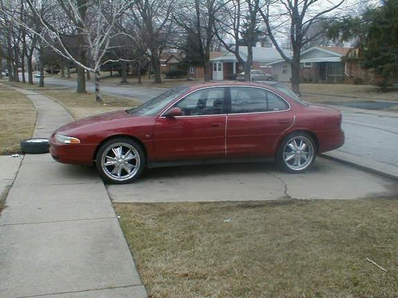 Another B1n2fra 1999 Oldsmobile Intrigue post... - 3157554