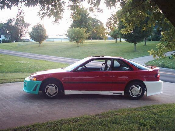 Another watchaback 1990 Acura Integra post... - 3162133