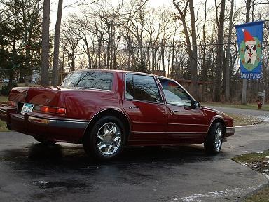 Another 1991stsdriver 1991 Cadillac Seville post... - 3163670